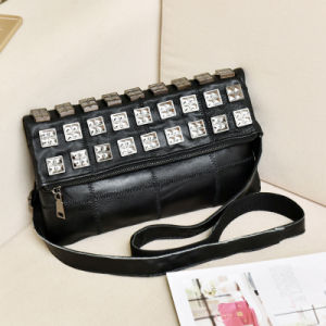 Crossbody Bag of Wool Leather for Lady pictures & photos