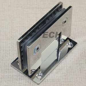 China Supplier Bathroom Series Stainless Steel Clamping Hinge for Glass (EGC-058) pictures & photos