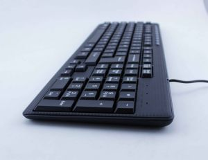 USB Keyboard with Multimeida Keys (KB-108) pictures & photos