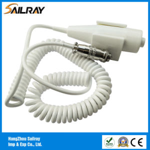 3 Cores 2.2m Single Step X-ray Hand Switch for Dental X-ray Machine pictures & photos