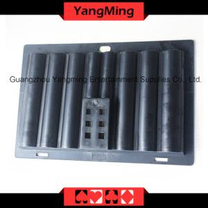 Black Plastic Poker Chip Float (YM-CT06) pictures & photos