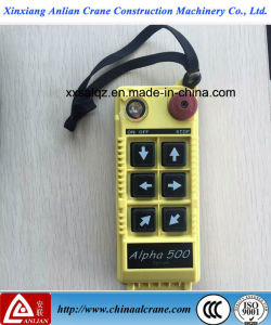 Taiwan Alpha Series Hoist and Crane Remote Control pictures & photos