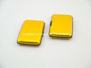Colorful Metal Card Holder, Credit Card Case Wallet Holder Manufacturer pictures & photos