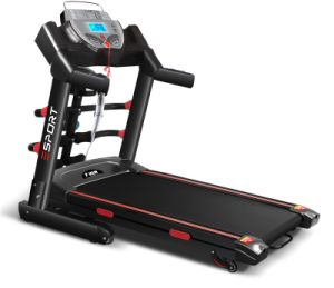 Home 1.5HP Fitness Running Machine, Motorized Treadmill pictures & photos