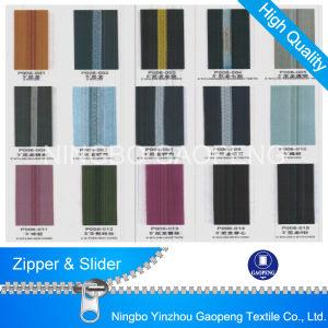 Top Quality Metal/ Nylon Zipper pictures & photos