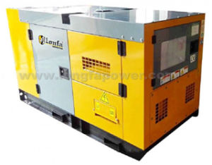 10kw 20kVA 30kVA Three Phase Generator Diesel Water Cooled Silent Diesel Generator Prices in India pictures & photos