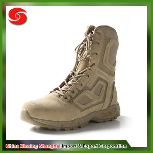 Military Desert Boot, Any Size Available Waterproof Anti-Slip Oil-Resistence Mens pictures & photos