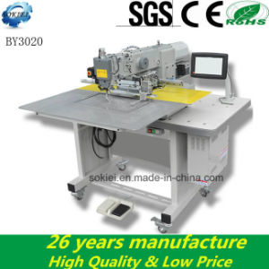 Single Needle Industrial Embroidery Programmable Pattern Sewing Machine pictures & photos