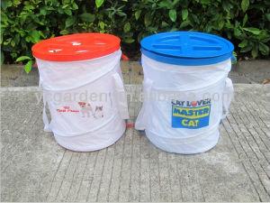 Nylon PVC Pop up Spiral Pet Food Bag Factory Price