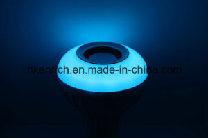 Enrich New Design Hot Selling LED Bluetooth Speaker Lamp pictures & photos
