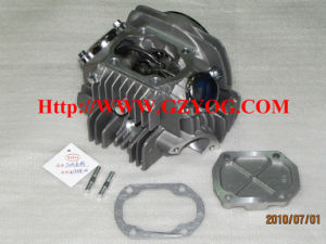 Yog Motorcycle Engine Spare Parts Cylinder Head Complete Gy6 Indian Models Bajaj Tvs Suzuki Gn125 Ax100 Cg125 Honda Ybr125 pictures & photos