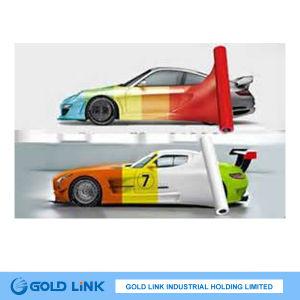 Pretty Car Color Changing Vinyl Sticker (CM004)