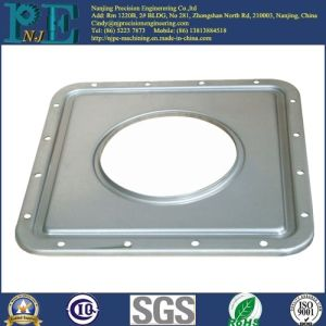 China Factory Customized Aluminum Stamping Plate pictures & photos