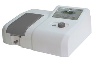 Wincom Lab Analyzer Vis Spectrophotometer (721(D)) pictures & photos