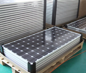 Greatsolar Alibaba China Wholesale Home Solar Systems 250W Solar Panel pictures & photos