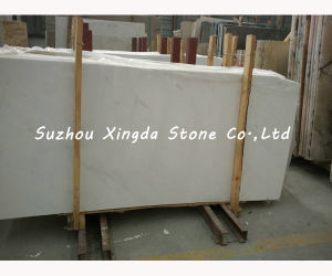 High Quality Polished White Marble Slab