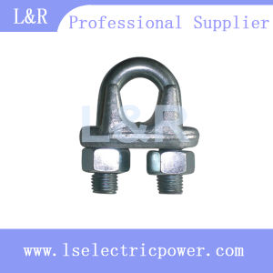 Stainless Steel Drop Forged Wire Rope Clip pictures & photos