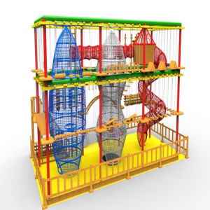 Indoor Children Playground Equipment for Children pictures & photos
