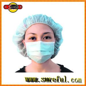 Non-Woven Surgical Mask (Blue) 50PCS Disposable Face Mask pictures & photos