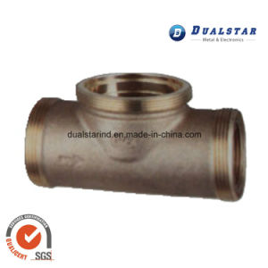 1-1/2 Copper Sand Casting for Pressure Relief Valve Body pictures & photos