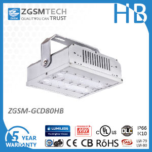 LED Wholesale High Bay Die Casting IP66 80W LED Highbay Lighting Fixture pictures & photos