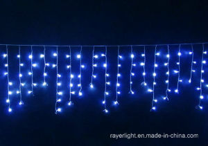 led christmas decoration party icicle light waterfall lights - Led Christmas Icicle Lights