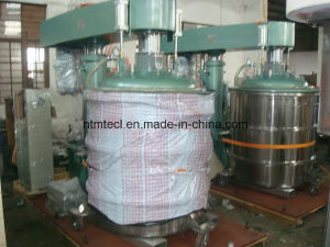 High Degree Vacuum De-Aeration High Speed Dispersion Mixer for Low Viscosity Paint, Coating, Chemcial pictures & photos