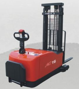 1.6 Ton Counterbalanced Heli Electric Stacker (CDD16-D970) pictures & photos