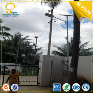 8m 60W Solar LED Street Light with 10 Years Experience pictures & photos