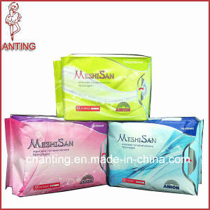 Hot-Selling Breathable Cotton Anion Sanitary Napkin for All Women pictures & photos