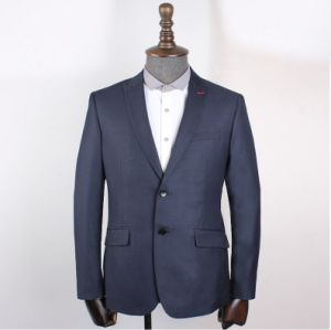 Tailored Business Mens Suits, Cheap Blazer Slim Coat R005 pictures & photos