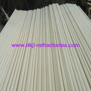 High Alumina Insulation Pipe with Hole for Thermocouple pictures & photos