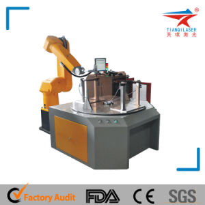 Mechanical Parts Fiber Laser Robot Cutting Machine (TQL-RFC Series) pictures & photos