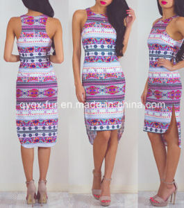 Dress Fashion Lady Dress South Africa Style pictures & photos