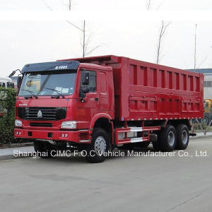 Sinotruk HOWO 10 Wheels 50ton 420HP Tipper Truck