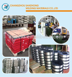 Magnesium and Aluminum Alloy MIG Welding Wire Er5183