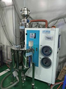 150kg Plastic Dewatering Machine Dehumidifying Loading Compact Dryer pictures & photos