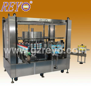 High Capacity Automatic Rotary OPP Melt Labeling Machine