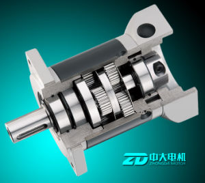 ZD series gearbox, planetary gear box with serve motor pictures & photos