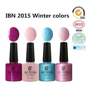 Gel Polish Manufacturer Acrylic Soak off Nail Gel Polish in Ibn Brand pictures & photos