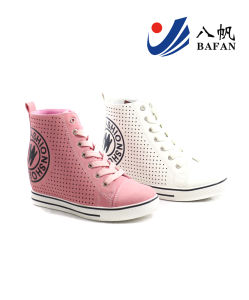 Women Lady Fashion Casual Canvas Popular Shoes (bfm373) pictures & photos