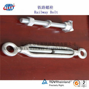 Special Fastener Turn Buckle Parts with HDG Surface