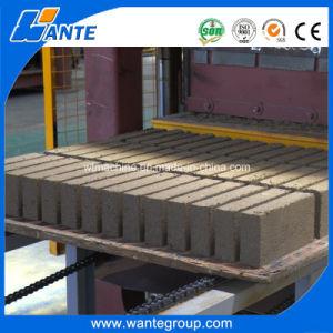 Wante Brand Qt10-15 Construction Building Automatic Paverment Brick Making Machine pictures & photos