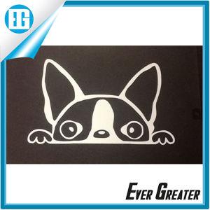 Car Truck Peeking Boston Terrier Vinyl Decal Sticker pictures & photos