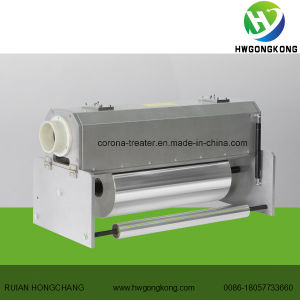 Closed Ceramic Type Corona Processing Frame Corona Station (HW-CF600)