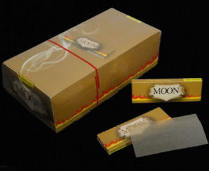 12.5GSM Ultra Thin Original Unbleached Rolling Paper pictures & photos