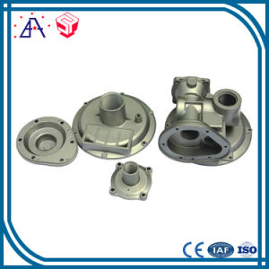 High Precision OEM Custom Die Casting Aluminum Parts for LED Base (SYD0013) pictures & photos