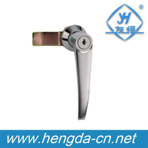 Zinc Alloy Electronic Metal Cabinet Handle Lock (YH9692) pictures & photos