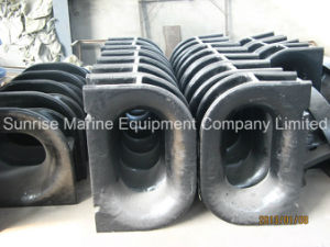 Marine Deck Equipment - Panama Chock JIS F-2005