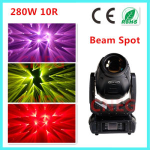Pointe 280W 10r Beam Spot Wash Moving Head